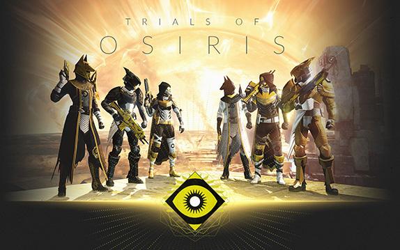 Prüfung von Osiris