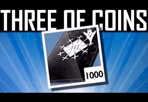 Was Ist Mit Den Drei Der Münzen Destiny Infobase
