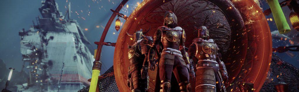 Das Eisenbanner ruft die Hüter zusammen.