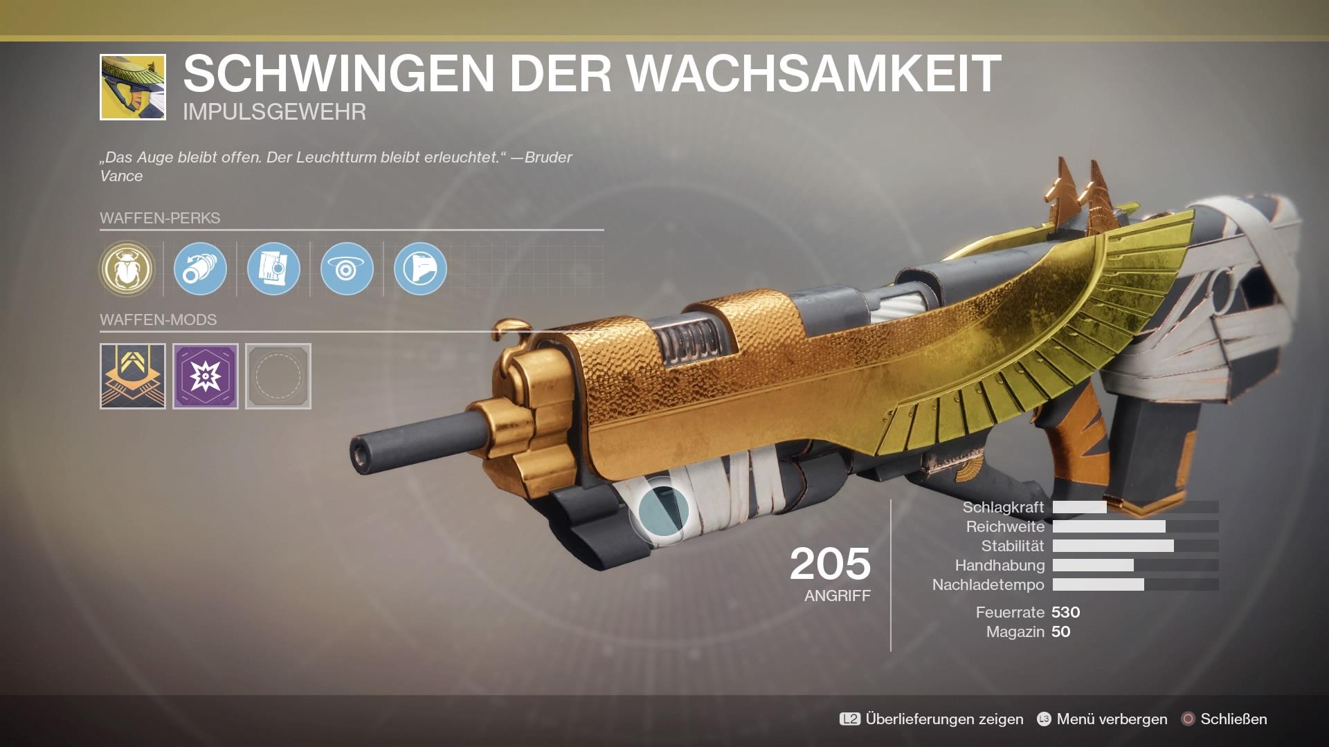 Exotische Waffen
