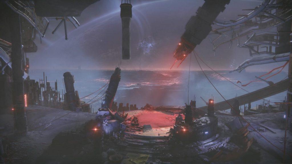 Dunkelheit Zukunft von Destiny