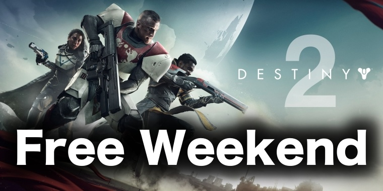 Destiny 2 is Free to Play on PlayStation 4 This Weekend