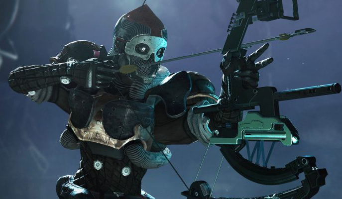 Einäugige Maske Nerf destiny 2