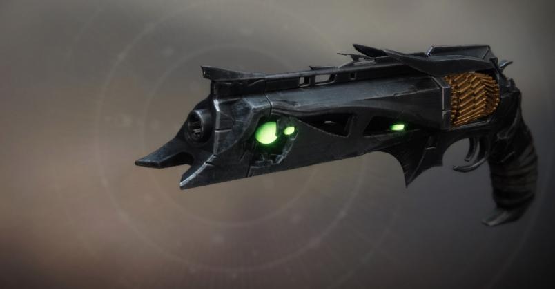 """Diese Waffe ließ Destiny 1 & 2 """"toxisch"""" werden: Dorn. Wird sie nun zum Vorreiter eines Gift-Fokusses?"""