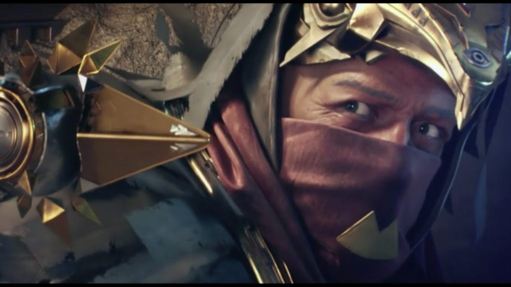 Osiris Voiceline - Destiny 2