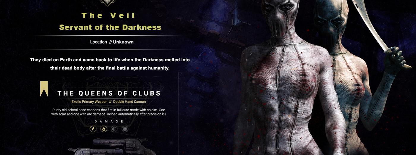 The Veil Destiny 3 fanart