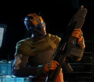 Waffenmeister Banshee, Händler im Turm Destiny