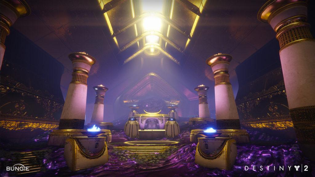 Destiny 2: Saal des Imperators im Raid