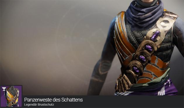 Raid-Rüstung aus der siebenten Saison von Destiny 2