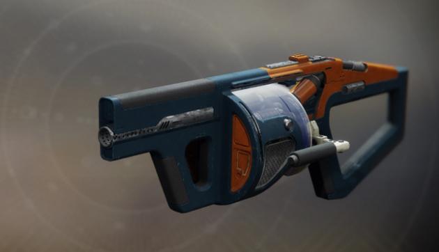 Ein neuer Granatenwerfer im Destiny Universum