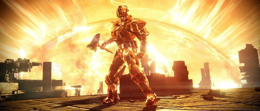 Destiny 2 Fokusse Titan