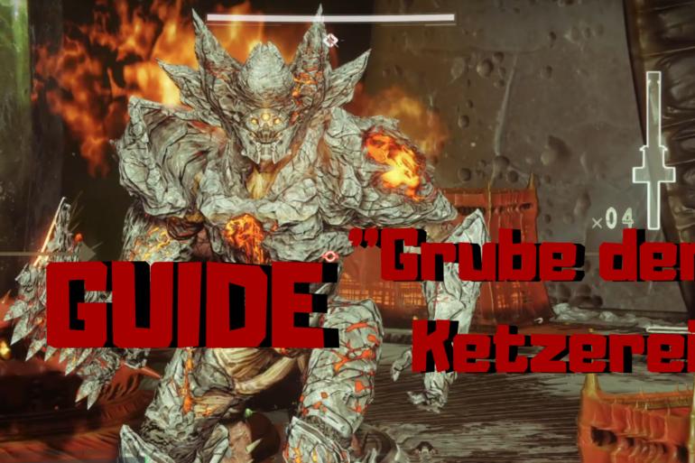 Grube der Ketzerei Guide Deutsch