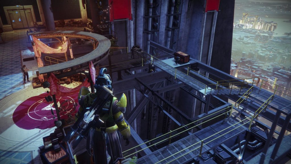 VEx Portal Turm Destiny