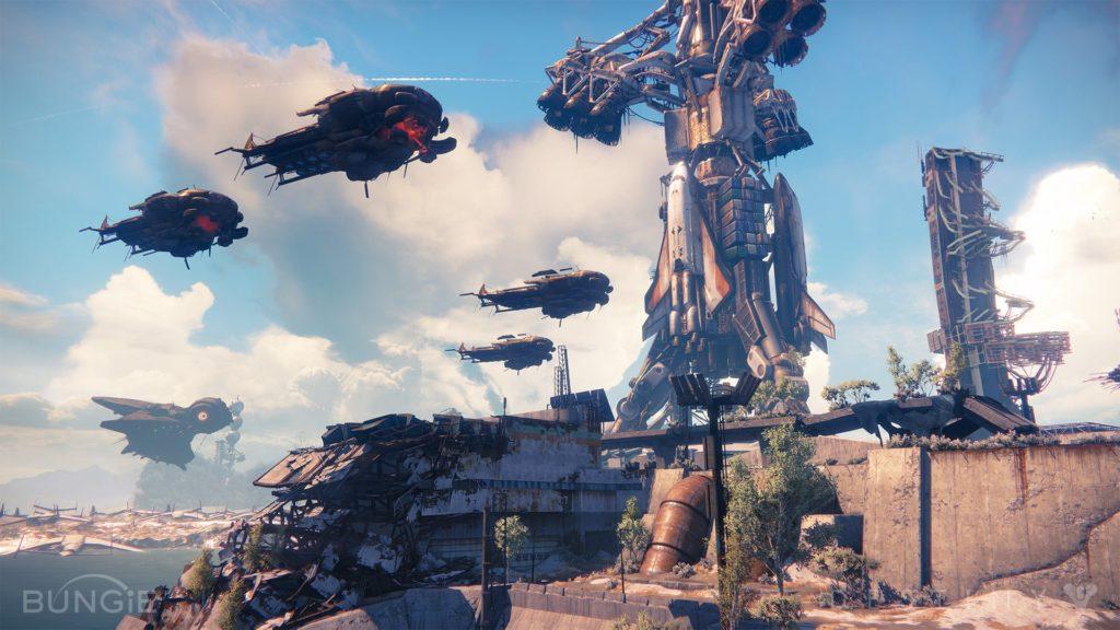 Destiny 2 Kosmodrom