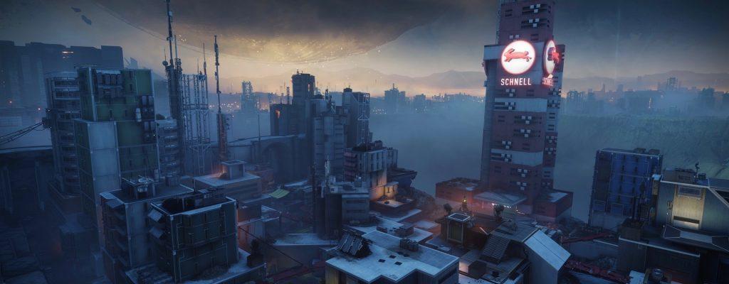 Destiny 2 Geißel der Vergangenheit