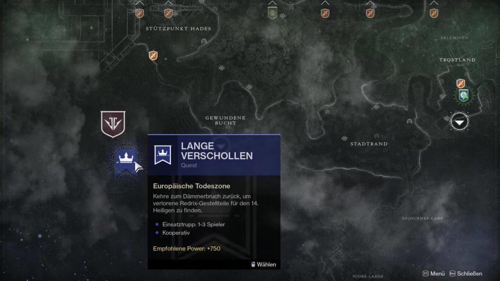 Destiny 2 Des Teufels Ruin