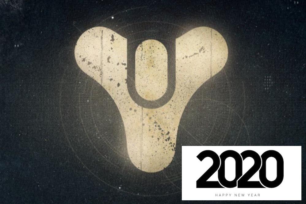 Destiny 2 Neujahr
