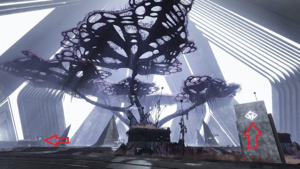 Destiny 2 Korridore der Zeit Raum