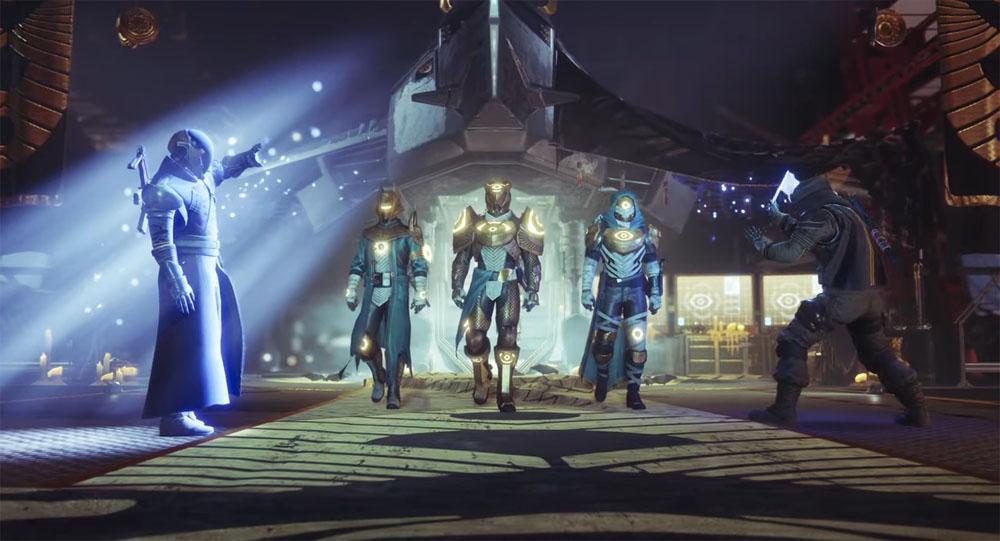 Destiny 2 Rüstungssets