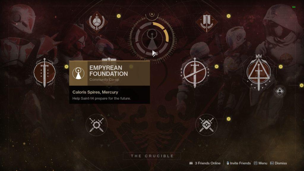 Prüfungen des Osiris