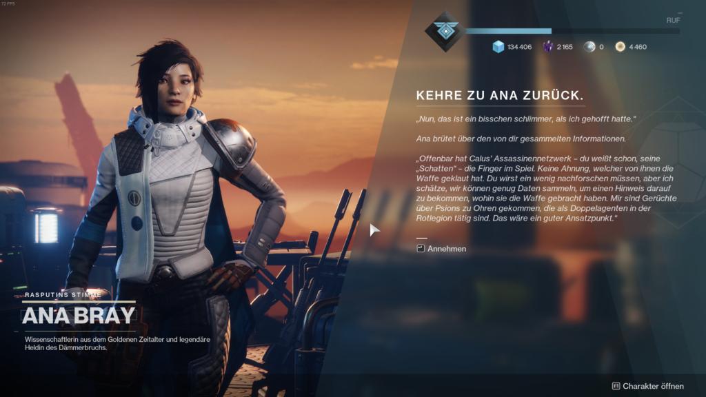 Destiny 2 4. reiter
