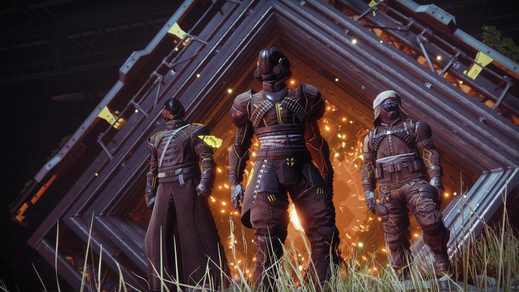 Destiny 2 neue legendäre Rüstungen