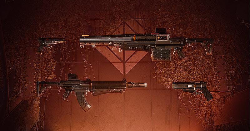Legendäre Waffen