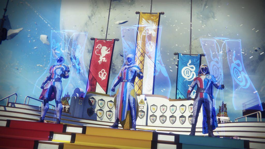 Hüter Spiele - Destiny 2