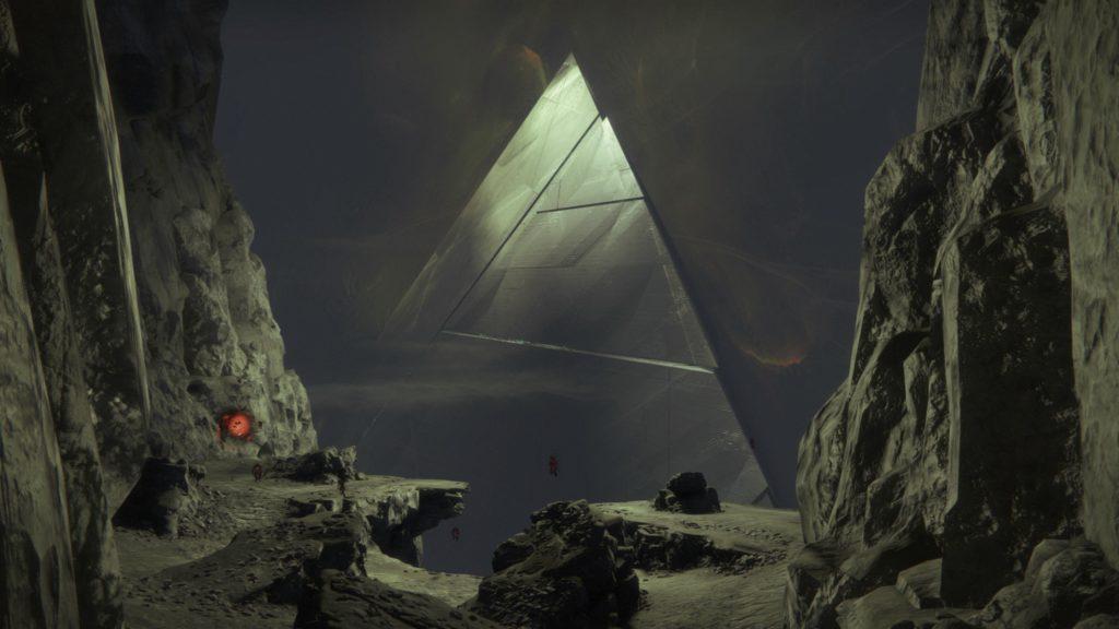 Pyramid ship