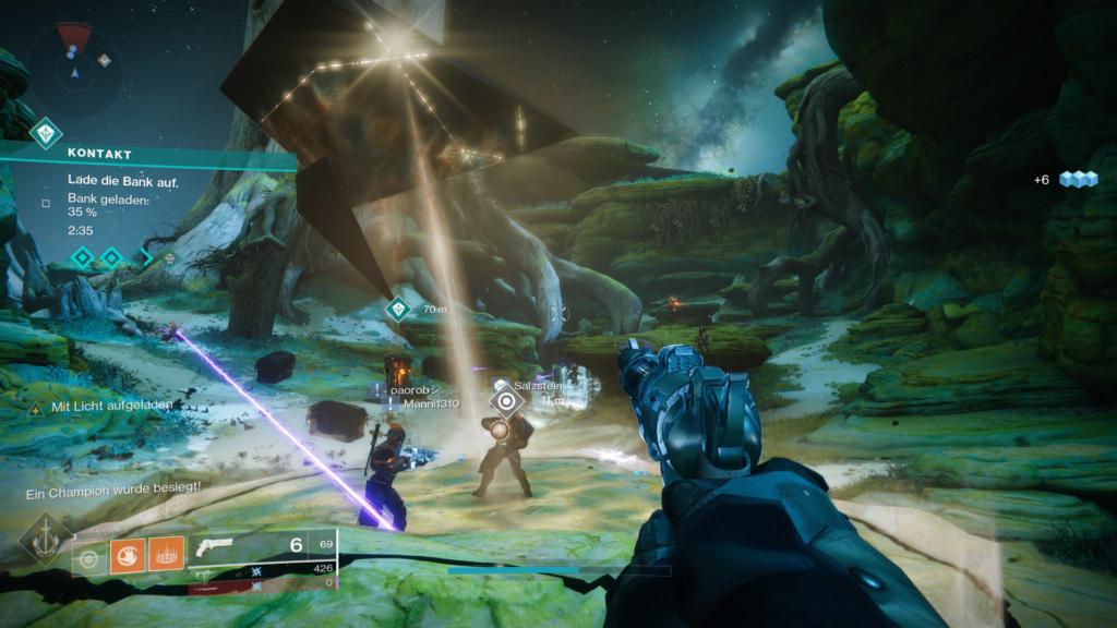 Destiny 2 Kontakt Fluor