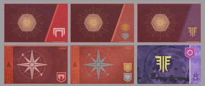Destiny 2 Plaketten