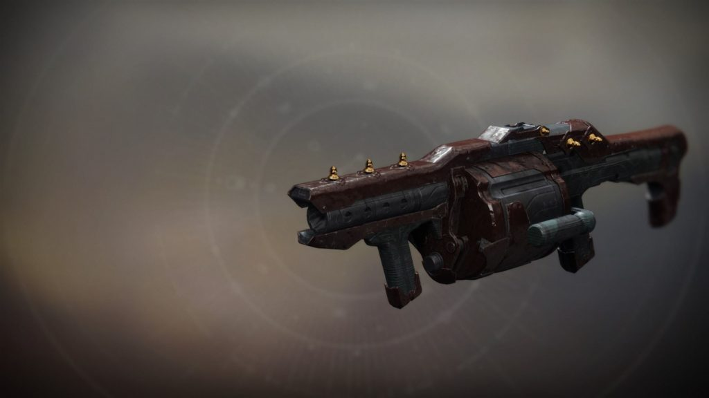 Destiny 2 Sunsetting Orewings Hammer