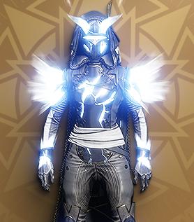 neue Sonnenwende-Rüstung Jäger