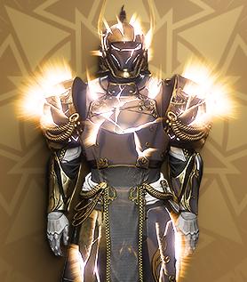 neue Sonnenwende-Rüstung Titan