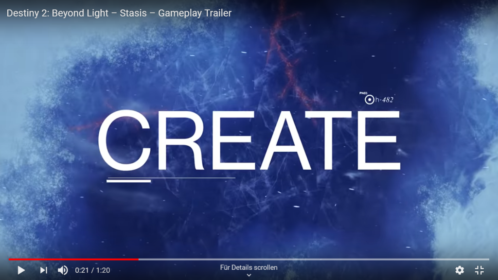 Versteckte Botschaften im Trailer