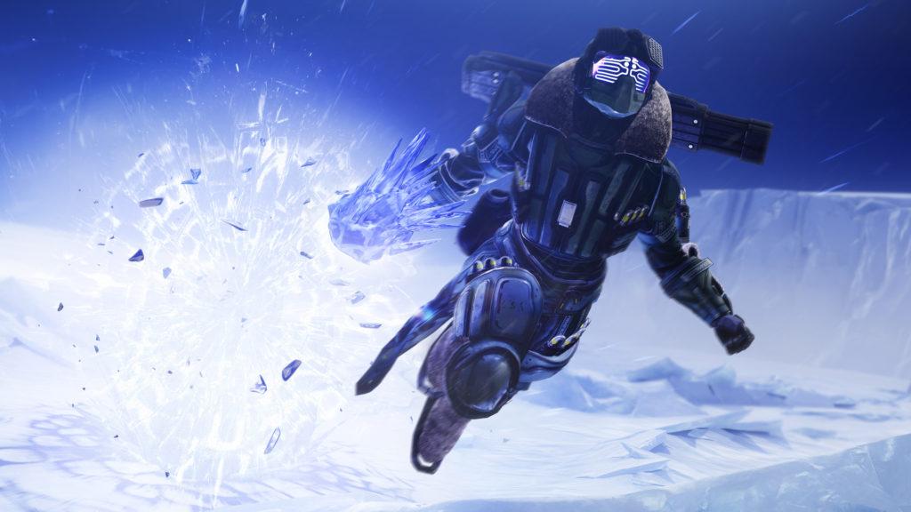 Destiny 2 Stasis