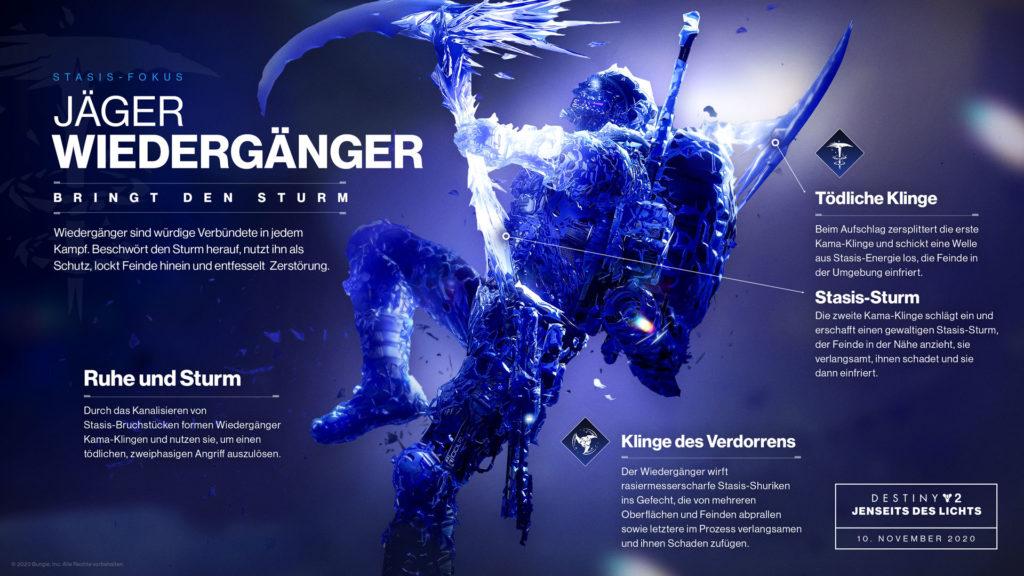 Jäger-Stasis - Destiny 2