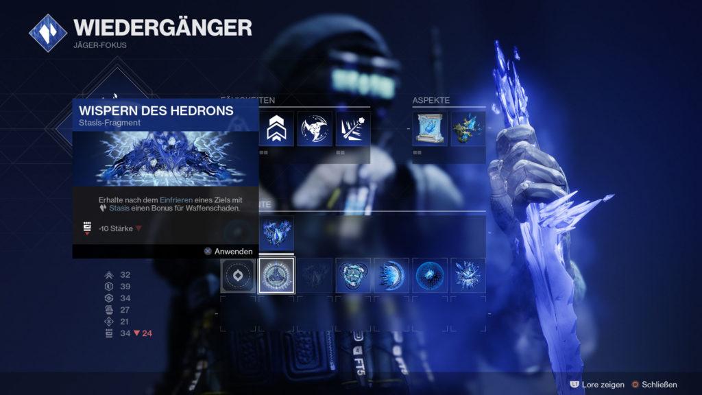 Destiny 2 Jäger