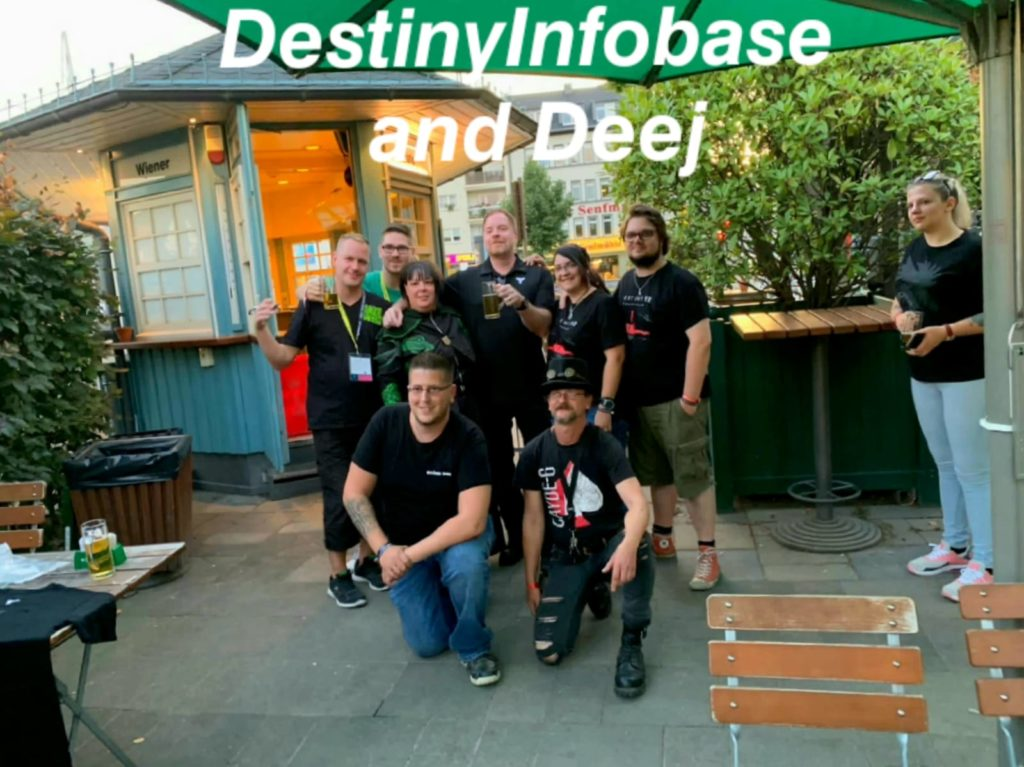Deej and Infobase