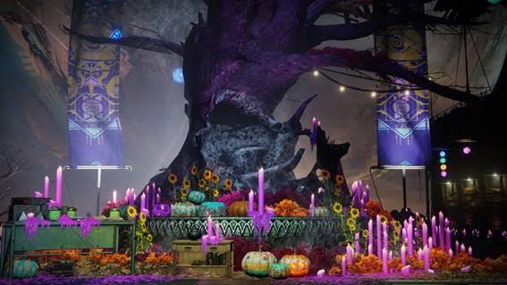 Destiny 2 Halloween