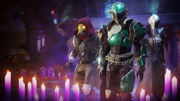Destiny 2 Festival der Verlorenen