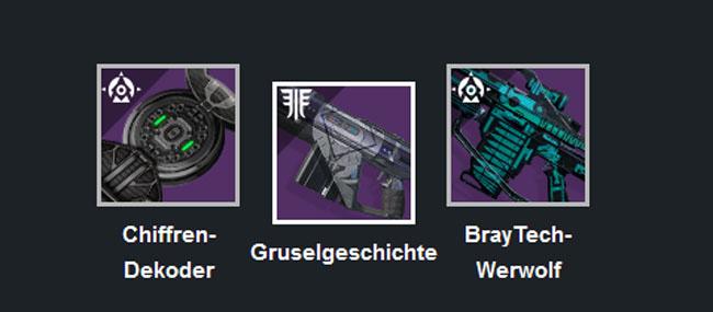 Destiny 2 Chiffren Decoder