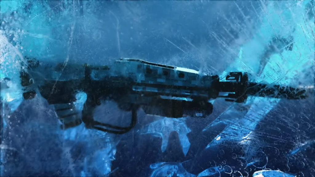 Trailer Pulse rifle Beneath The Ice-Teaser