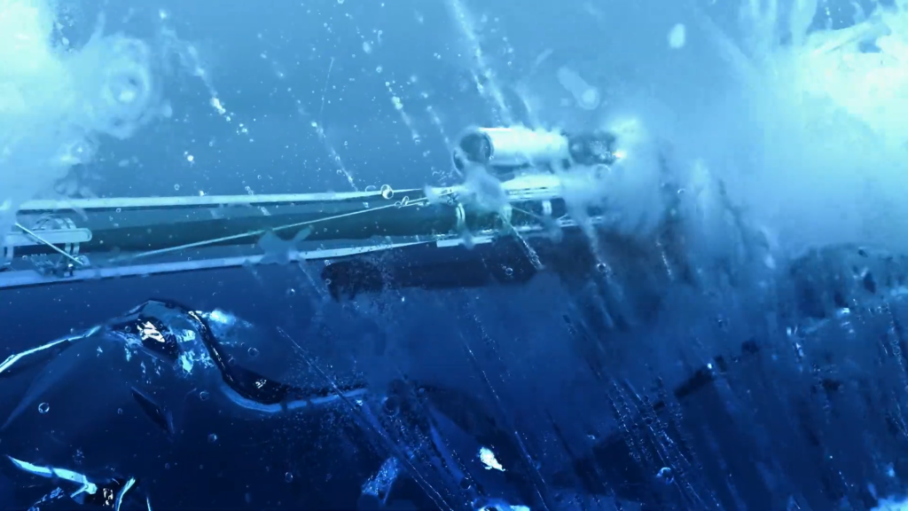 Trailer Sniper Beneath The Ice-Teaser