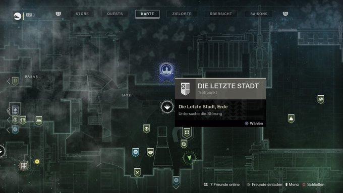 Destiny 2 - Desaster