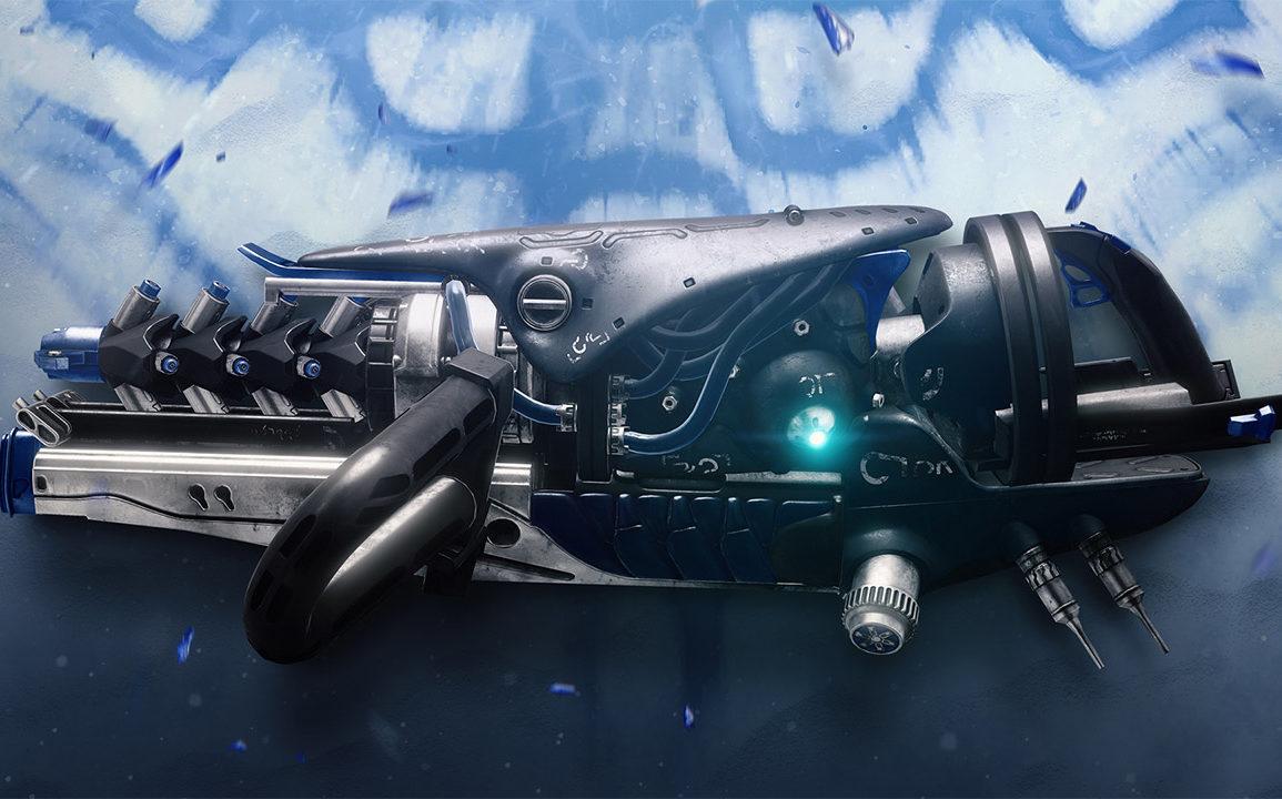 Salvations Grip - Griff der Erlösung - Destiny 2 Beyond Light