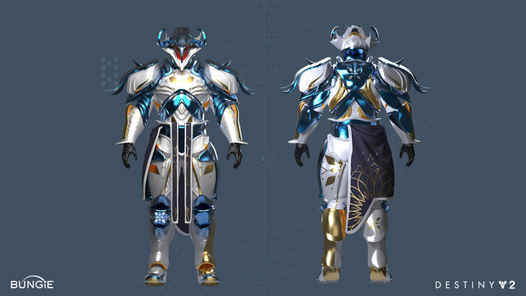 Titan - Anbruch-Rüstung