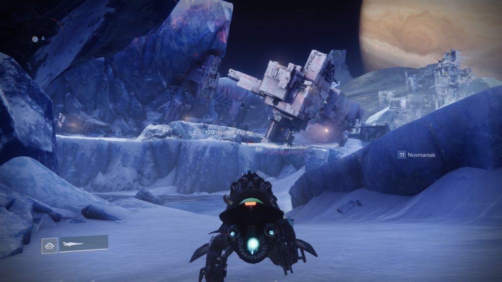 Destiny 2 Pinguine