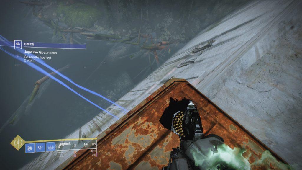 Destiny 2 Raubvogel