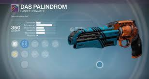 Das Palindrom -Destiny1